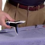 Collar Perfect - The Only On-The-Go, Portable Ironing Solution