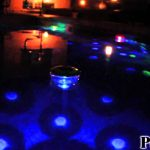 Underwater Light Show - The Floating Disco Ball