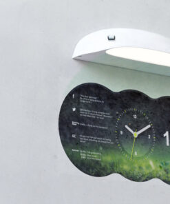 This is Probably the Coolest Clock Ever!