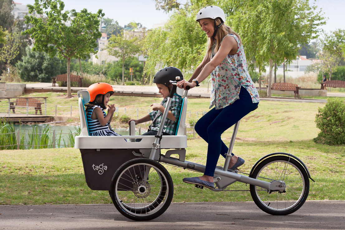 Taga 2 0 The Ultimate Most Affordable Family Bike Not