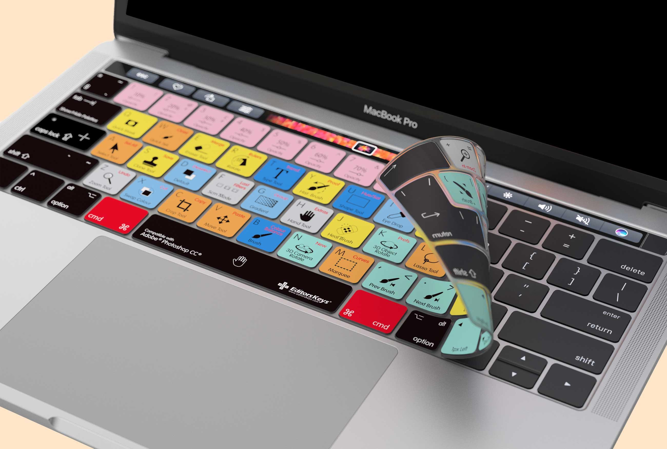 6e9c8154d16 Keyboard Covers for Adobe Premiere, Final Cut Pro X, Logic Pro X,  Lightroom, Pro Tools and Many More Applications - Not Any Gadgets